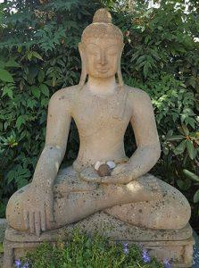 Tanja Striezel Buddha